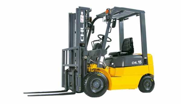 Вилочные бензиновые погрузчики CHL от 1 до 1.8 тонн